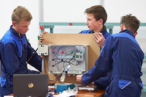 Opleidingstraject Hybride Techniekopleiders Zeeland