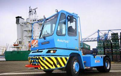 Zelfrijdende Trucks in Zeeland de weg op