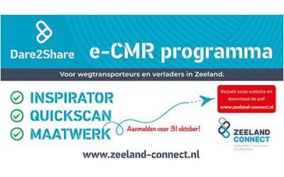 Dare2Share eCMR programma