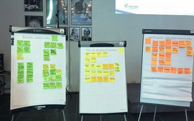 Bijeenkomst projectpartners Zero Emissie